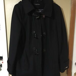 Pea coat   BY Calvin Klein